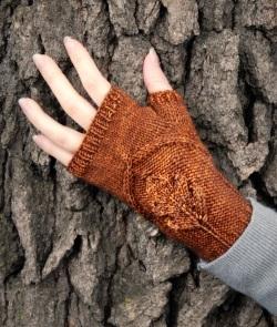 Oak Grove mitts
